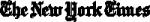 Logo - New York Times