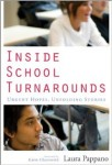 Book cover: Inside School Turnarounds
